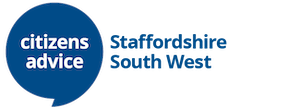 Citizens Advice Staffordshire South West Logo